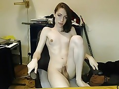 X femboy dally with bailiwick cam