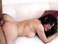 Shemale banged apart from Herculean BBC