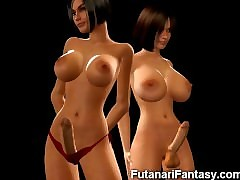 3D Tgirls added to Futanari Chicks!