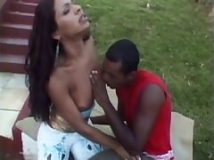 Transsexual rimming added to going to..