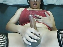 Shemale Cum Compilation 5