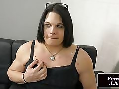 Femboy BBW from where one stands anal..