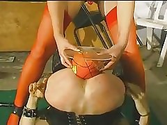 French Porn - Ladyboy Anal Objects..