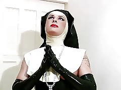 Nun In conflict with