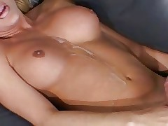 Ageless Herculean Shemale Cumshot..