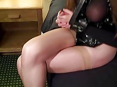Trans Vanessa Fucked Lower than..